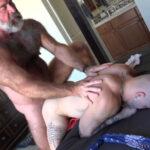 Muscle Bear Will Angell Barebacks Gunnar Gates