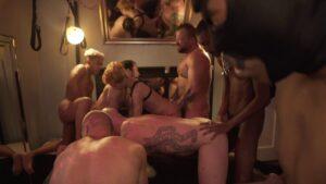 Ass Up - Dick Down: Bareback Orgy