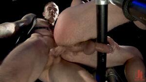 Cock Whore: Christian Wilde Pounds Vander Pulaski
