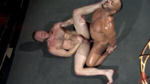 Dillon Diaz & Brian Bonds: Ass Pounding Rematch